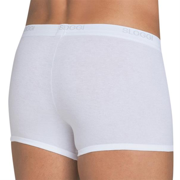 Sloggi Men Basic Short 2-Pack